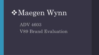 Maegen Wynn