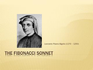 The Fibonacci Sonnet