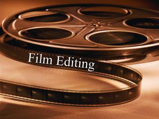 Film Editing