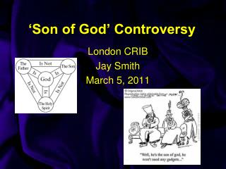 'Son of God' Controversy