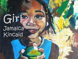 Girl Jamaica  Kincaid