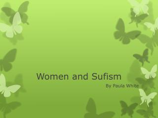 Women and Sufism