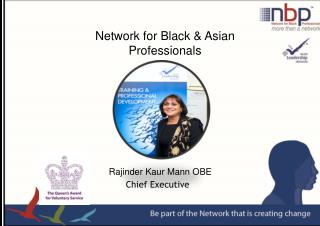 Network for Black & Asian Professionals