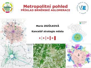 Metropolitní pohled PŘÍKLAD BRNĚNSKÉ AGLOMERACE