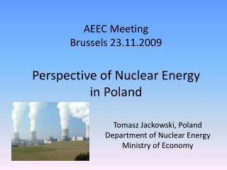 AEEC Meeting Brussels 23.11.2009