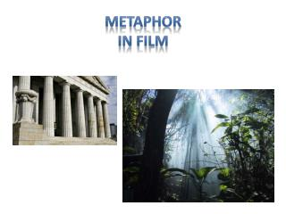 Metaphor in film