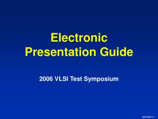 presentation guidelines file