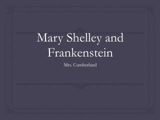 Frankenstein dangerous knowledge essay