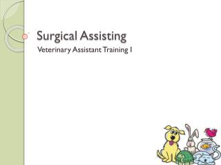 Surgical Assisting