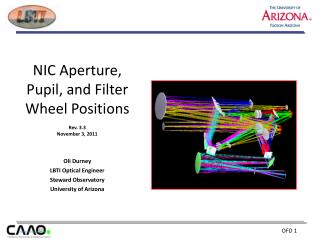 Oli Durney LBTI Optical Engineer Steward Observatory University of Arizona