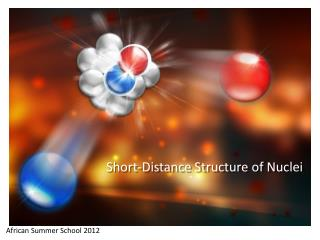 Short-Distance Structure of Nuclei