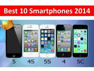 Best 10 Smartphones 2014