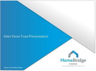 Inter Vivos Trust Presentation 3/14/13