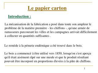 Tableau 1: Caract ristiques m caniques minima des papiers pour sacs de grande contenance D apr s la norme Afnor  NF Q 12