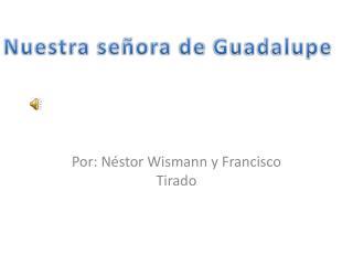 Por: Néstor Wismann y Francisco Tirado