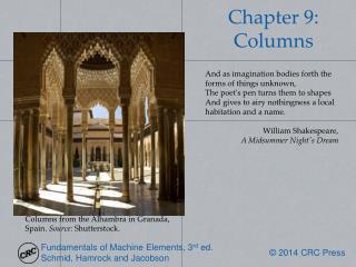 Chapter 9: Columns