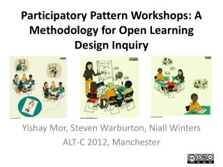 Participatory  Pattern Workshops: A Methodology for Open Learning Design Inquiry