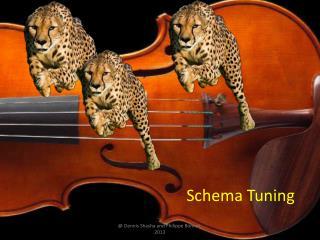 Schema Tuning