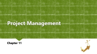 M.S. Project: Management Skills for Planning and Controlling Projects