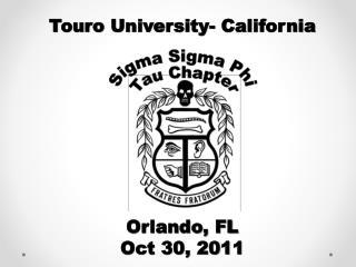Touro  University- California