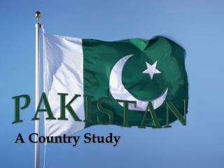 PowerPoint Presentation - PAKISTAN