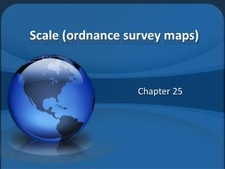 Scale (ordnance survey maps)