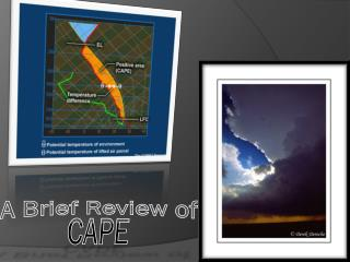 A Brief Review of CAPE