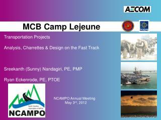 MCB Camp Lejeune