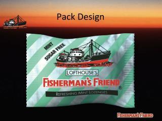 Pack Design