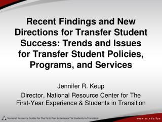 Jennifer R. Keup