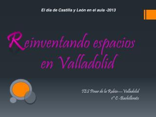 inventando espacios en Valladolid