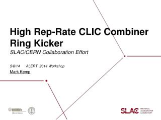 High Rep-Rate CLIC Combiner Ring Kicker