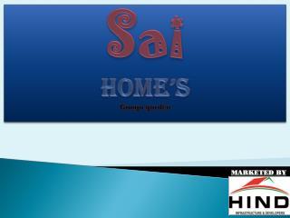 Sai Home's Ganga  garden