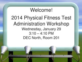 2014  PFT Workshop Agenda