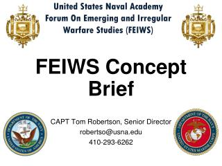 FEIWS Concept Brief