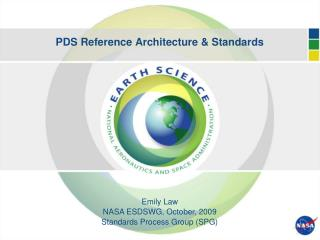PDS Reference Architecture & Standards
