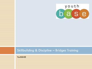 Skillbuilding & Discipline – Bridges Training