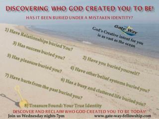 Has Success Buried You?