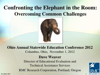 Confronting the Elephant in the Room: Overcoming Common  Challenges