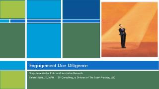 Engagement Due  Diligence