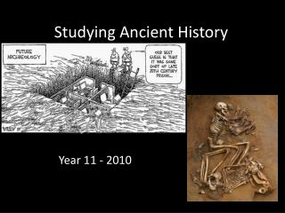 Studying Ancient History