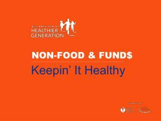 NON-FOOD  & FUND$