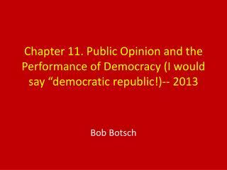 Bob Botsch