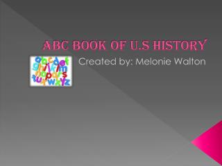 ABC Book Of U.S History