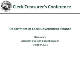 Clerk-Treasurer's Conference