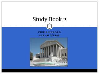 Study Book 2
