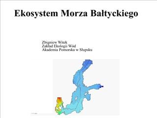 Ekosystem Morza Baltyckiego