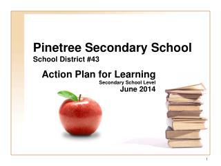 Pinetree Secondary School School  District #43