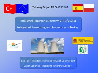 Twinning Project TR 08 IB EN 03