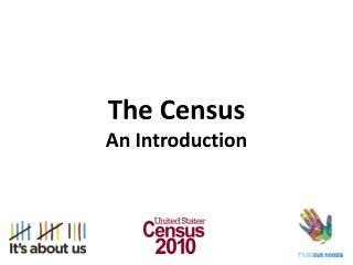 The Census An Introduction